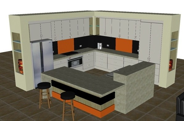 Kitchen Design Service | 3D Kitchen Designers Sunshine Coast ...
